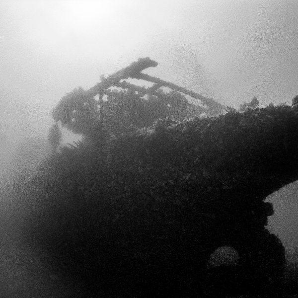 Pergola sous-marine